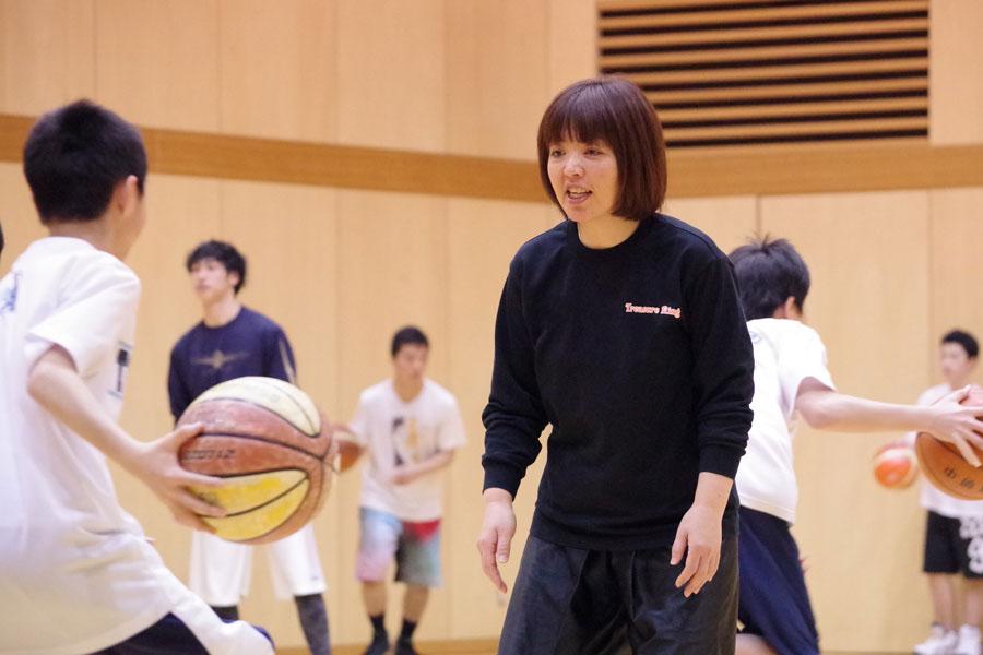 津田 清美トレーナー